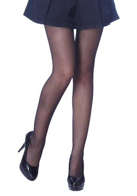 Classic Black Long Socks