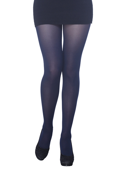 Navy Blue Stockings