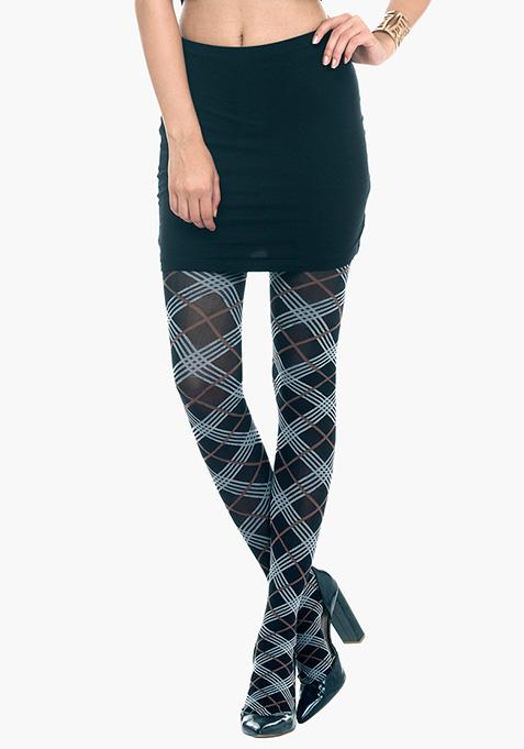 Tartan Treat Stockings