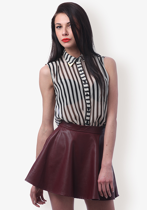 Stripe Down Shirt