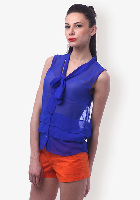 Blue Rhapsody  Shirt