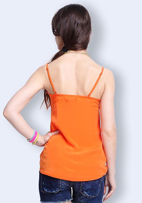 Zesty Orange Cami