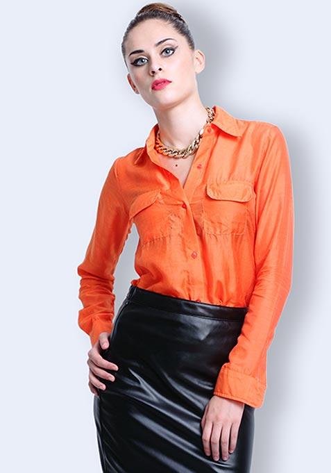 Tangerine Tango Shirt