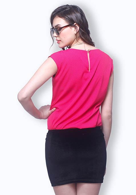 Pink Perks Blouse