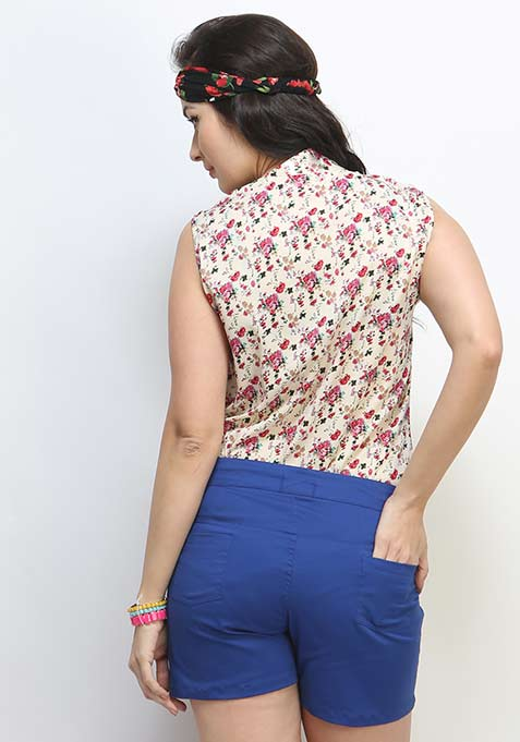Soft Blooms Blouse