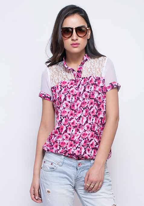 Floral Glory Shirt