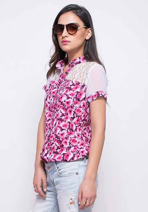 Floral Glory Shirt