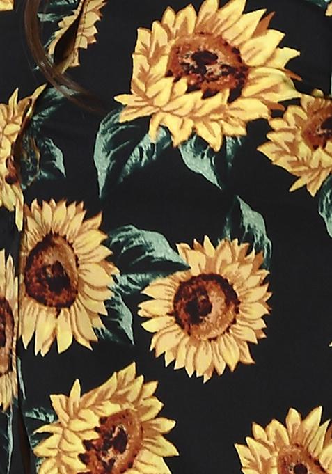 Sunny Days Crop Shirt