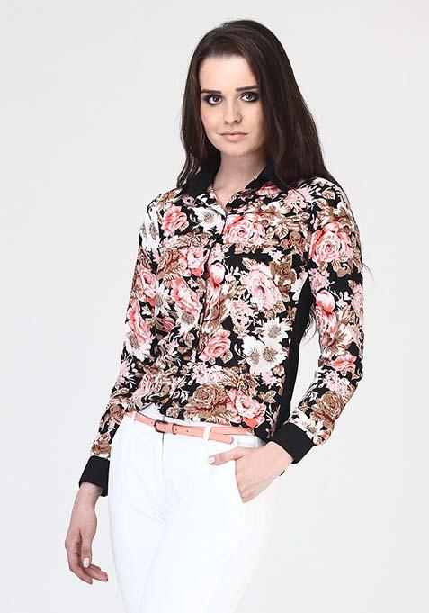 Flower Crush Shirt