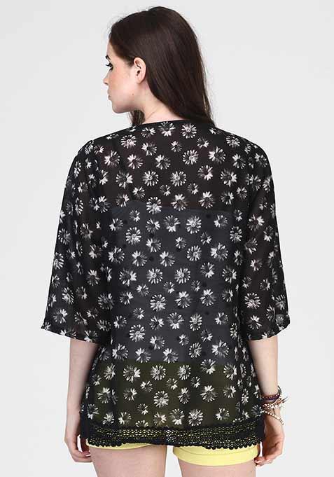 Daisy Allure Kimono