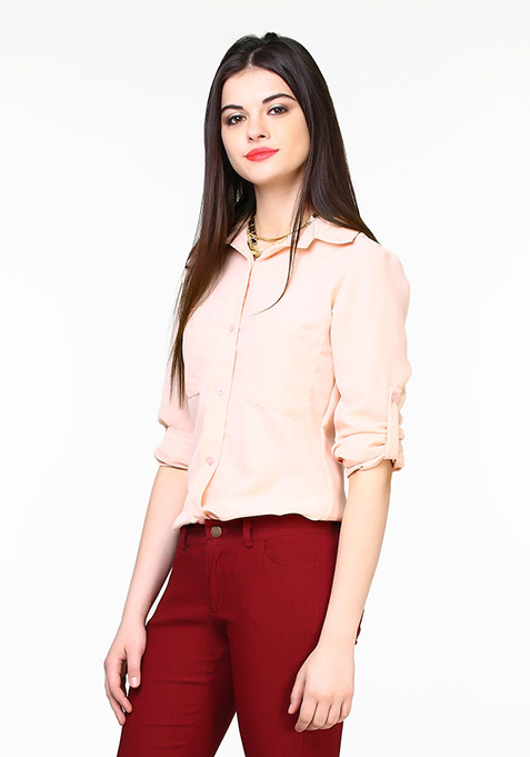 Sweet Blush Shirt