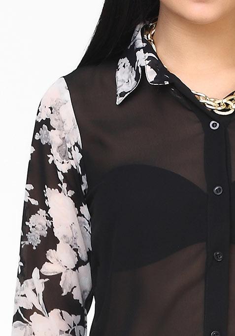 Garden Sleeve Shirt