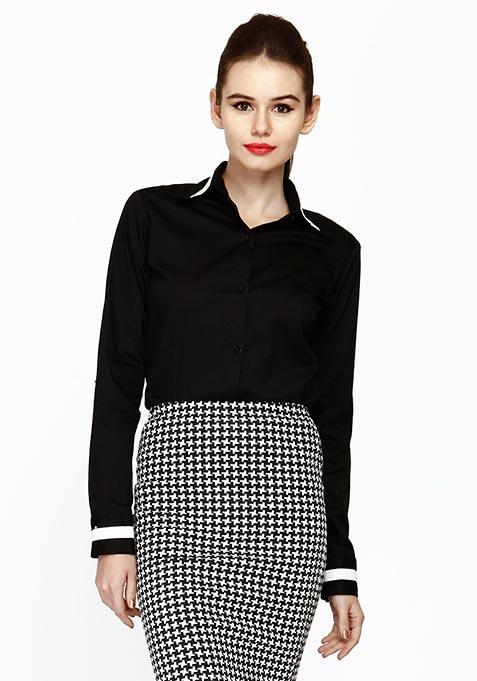 Chic Grind Shirt - Black