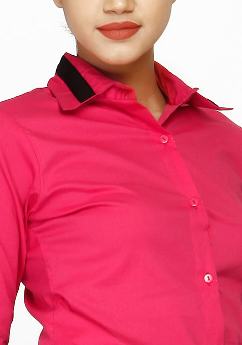 Chic Grind Shirt - Pink
