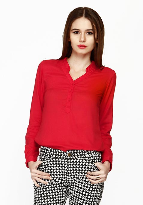 Seeing Red Shirt