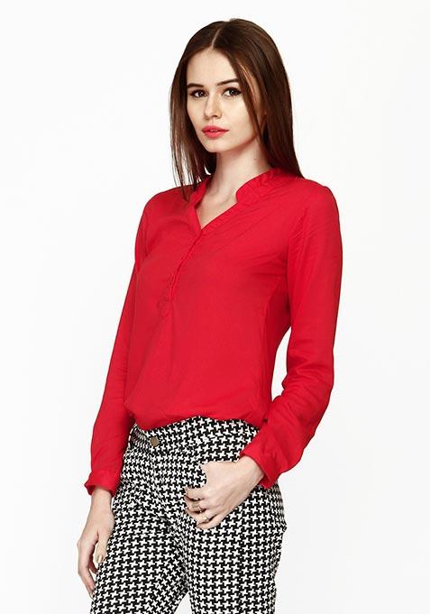 Seeing Red Shirt