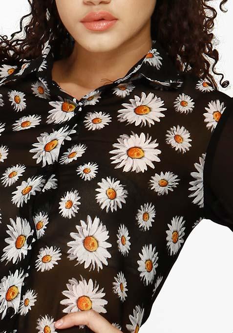 Daisy Dreams Floral Shirt