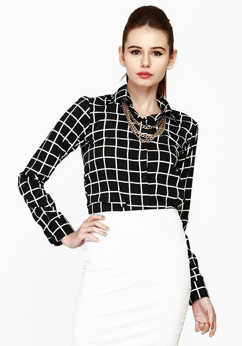 Grid Grind Shirt