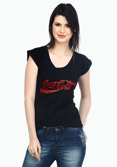 Coca Cola Tee - Black