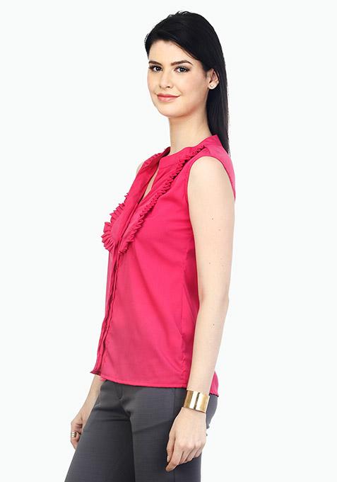 Colour Bomb Shirt - Pink