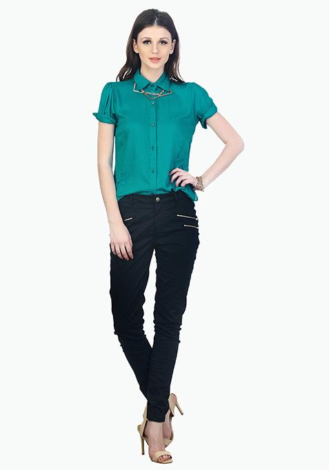 Green Gaze shirt