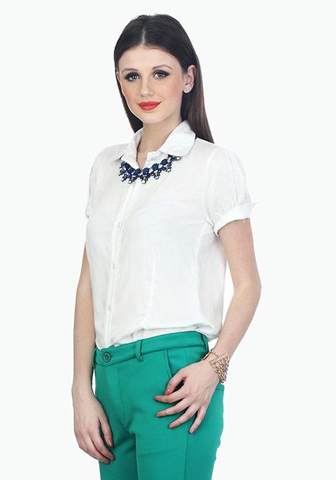 White Glow Shirt