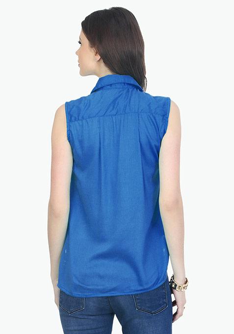 Breeze Blue Shirt