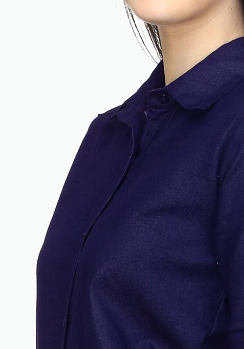 Delish Denim Boyfriend Shirt