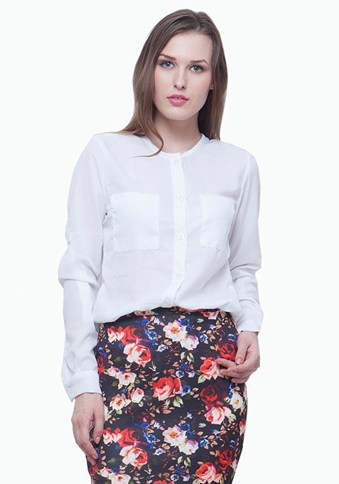 Chic Extreme Shirt - White