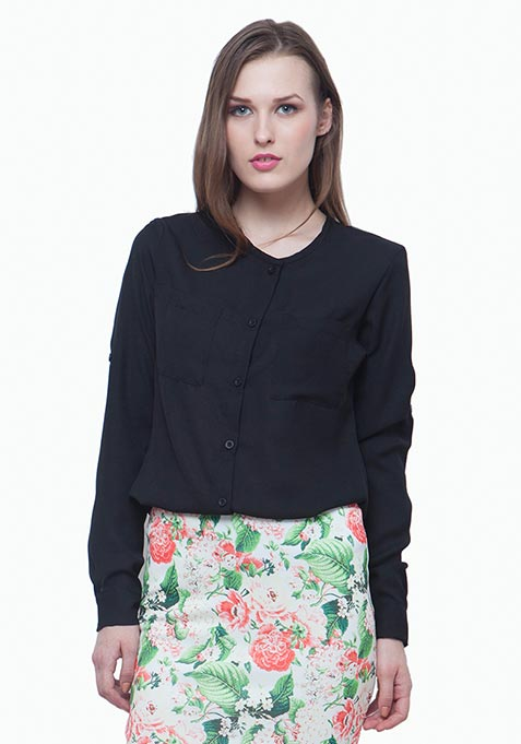 Chic Extreme Shirt - Black