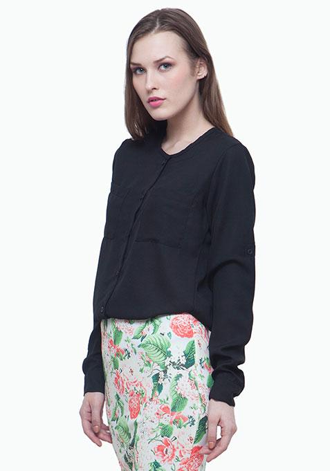 Chic Extreme Shirt - Black