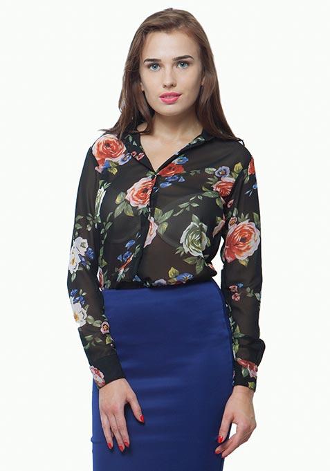 Floral Fare Shirt