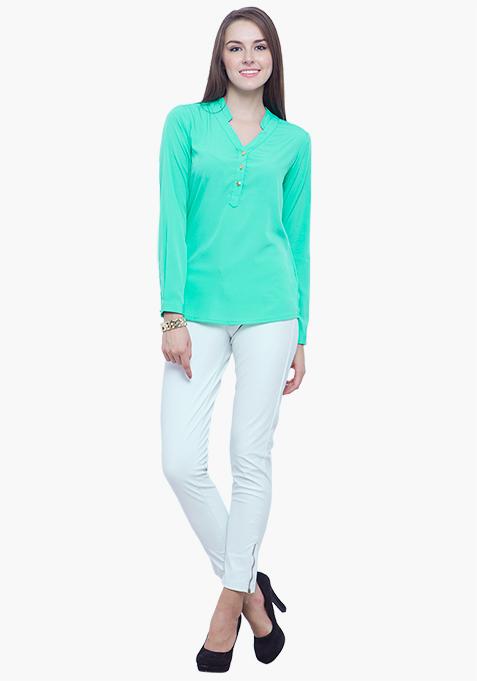 Robin Green Shirt