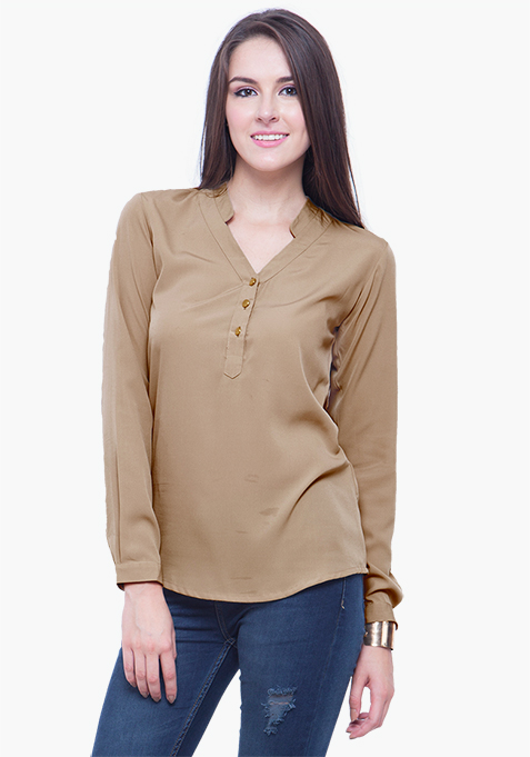 Beige Dreams Shirt