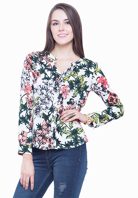 Wild Flower Shirt