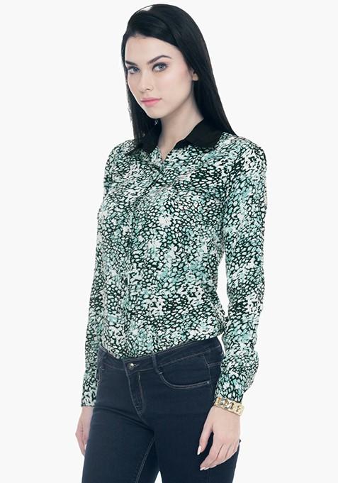Wild Side Shirt - Green