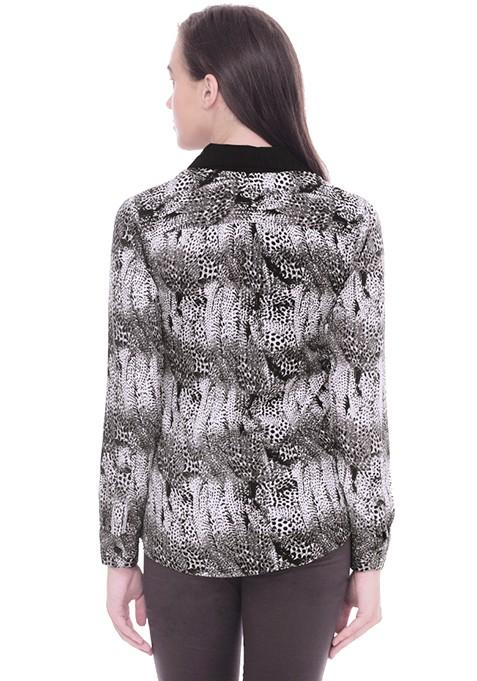 Wild Side Shirt - Grey