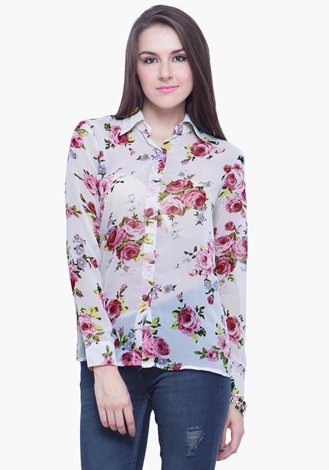 Floral Fling Shirt
