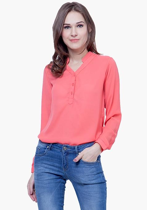 Coral Cool Shirt