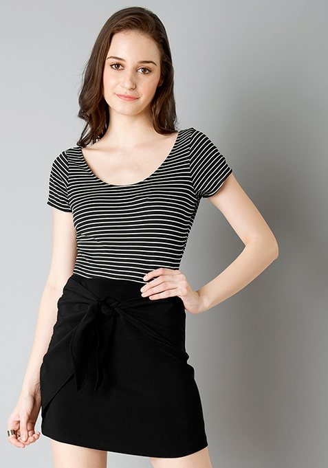Essential Bodysuit - Stripes